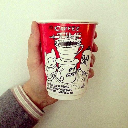 Café para todos diseñado por Illarion Gordon