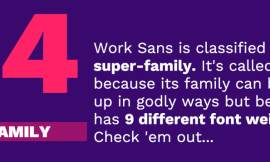 ¿Cuales son Las mejores tipografías de Google Fonts?