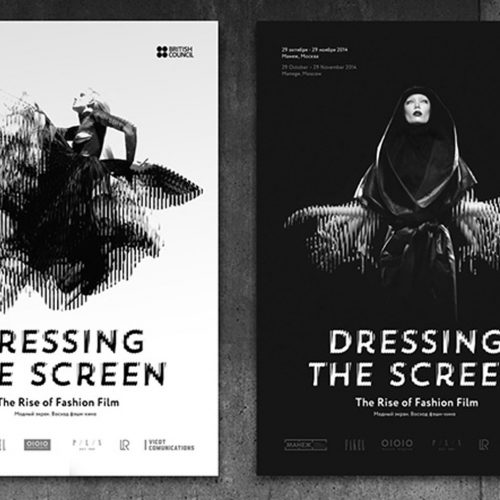 British Council Fashion Motograph (D&AD New Blood 2014)