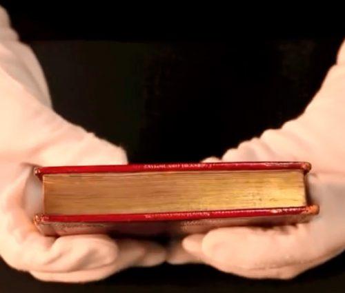 Secretos en un libro