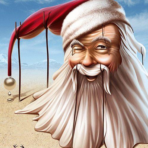¿Santa, quién?