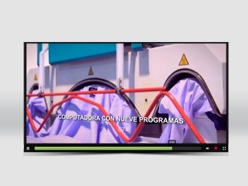 Video Pressto: Maquinaria