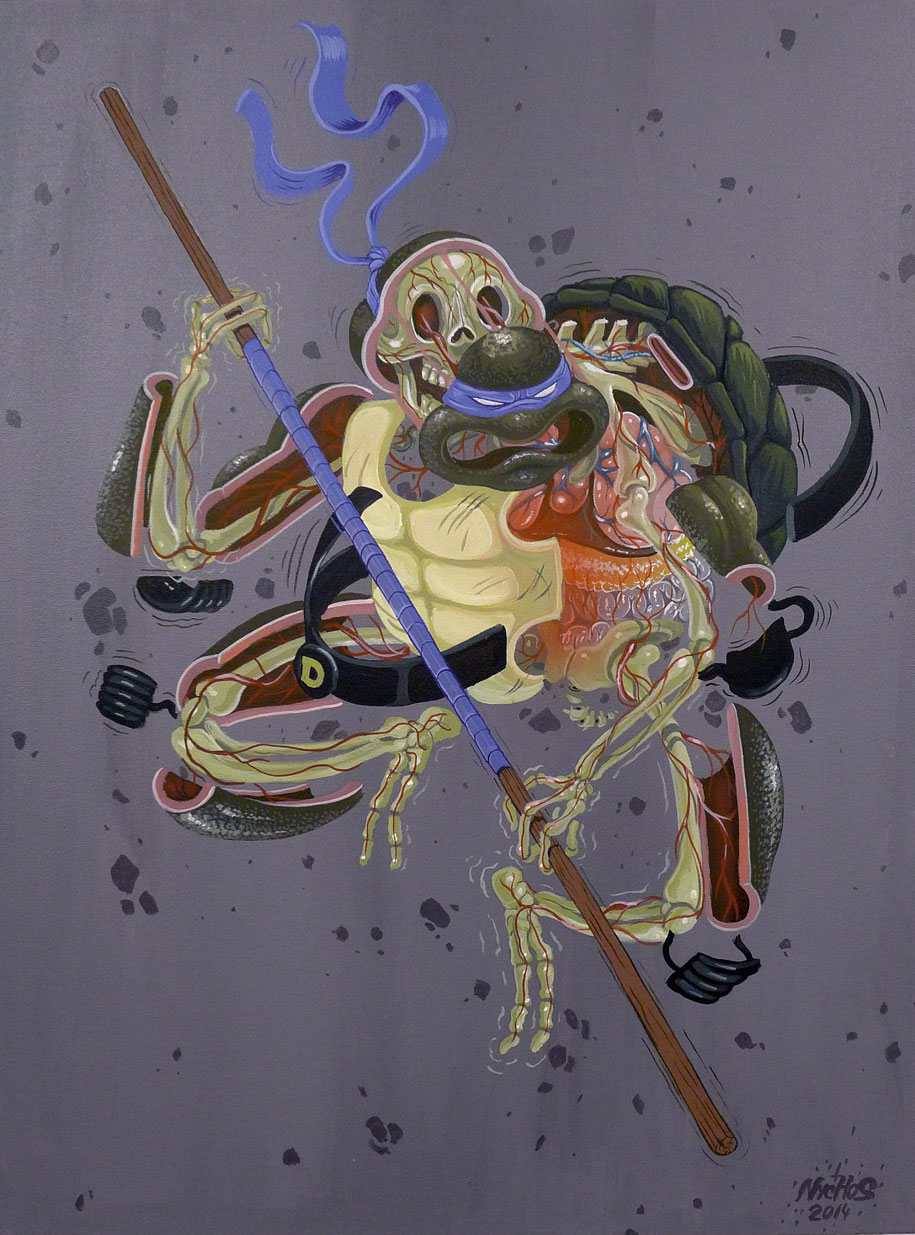 cartoon-character-animal-dissection-street-art-nychos-4
