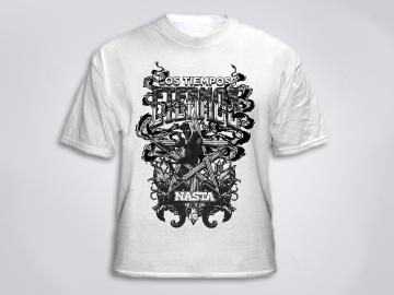 T-shirt Nasta