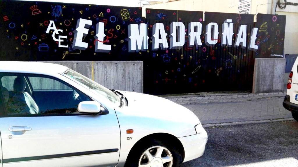 Fachada A.C.E. El Madroñal