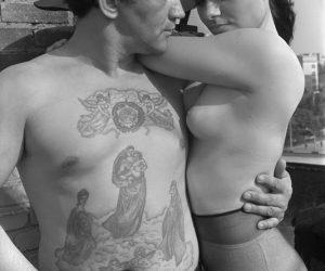Tatuajes carcelarios por el fotografo Sergei Vasilliev