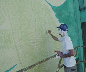Los murales ocultos de Reskate