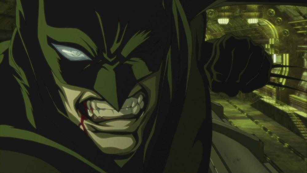 El mejor anime de Batman que vas a ver