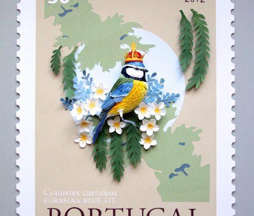 los increibles sellos gigantes de Diana Beltran