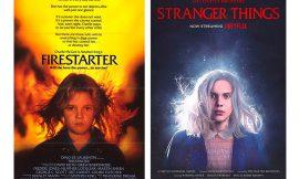 Netflix Rediseña los carteles de los 80s para Stranger Things