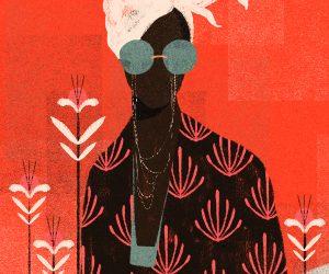 Las delicadas y coloridas ilustraciones de Willian Santiago