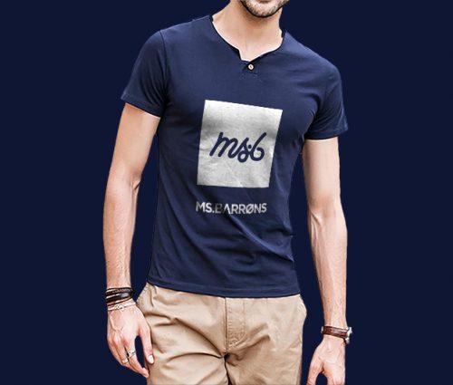 Tutorial Mockup II: como crear un mockup de camiseta