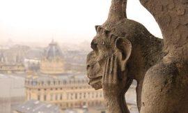 Adopta una gárgola y salva Notre Dame