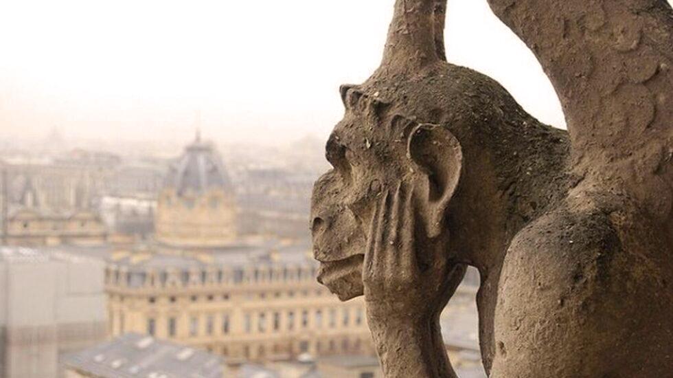 En este momento estás viendo Adopta una gárgola y salva Notre Dame