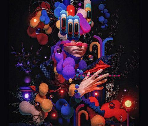 """""""Strange Dreams"""" los renders de Mark Constantine"""