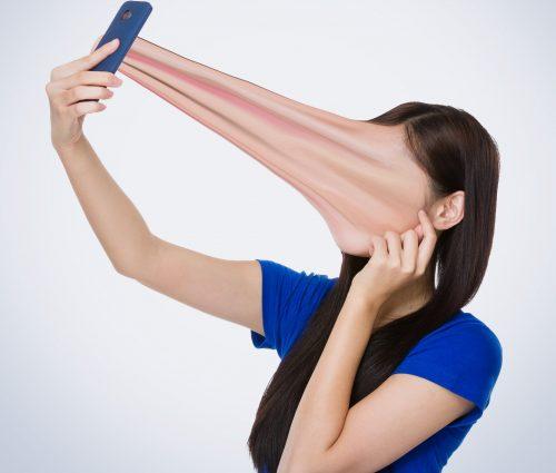 Efecto absorción por el móvil